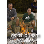 Worship Team Activities