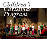 Children's Christmas Program 2011
